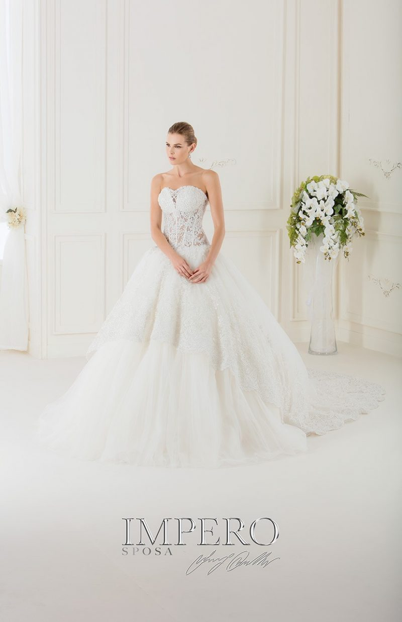 Speciale Sposa Impero Couture